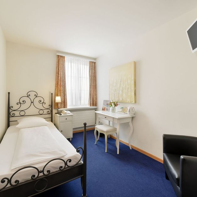 Accommodation – Hotel Hirschen in Zürich